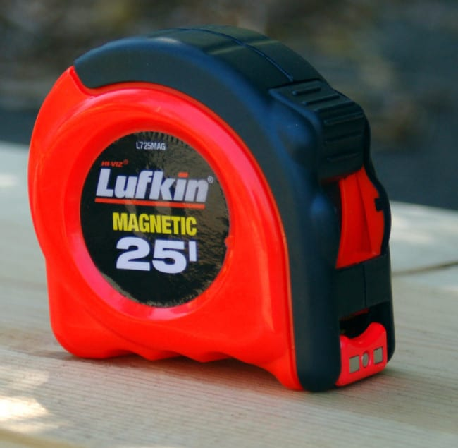 Lufkin Magnetic Tape Measure