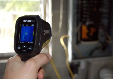 FLIR TG165 Featured Image