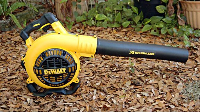 DeWalt 40V Max Blower Featured