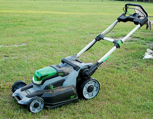 EGO LM2001 56V Power+ Lithium-Ion Cordless Lawn Mower
