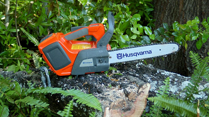 Husqvarna 36v chainsaw this is lithium ion powered ptr keyboard keysfo