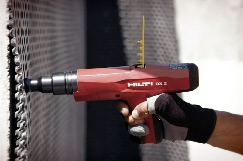 Hilti Dx 2 Powder Actuated Fastening Tool Preview Ptr