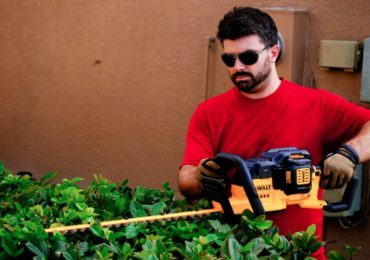 DeWalt 40V Max Hedge Trimmer Featured Image