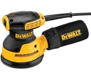 DeWalt 5-in. Single Speed Random Orbit Sander (DW6421) - DeWalt Random Orbit Sander