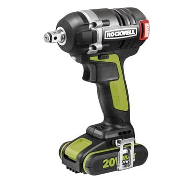 "Rockwell RK2855K2 20V Max Brushless 1/2"" Impact Wrench"