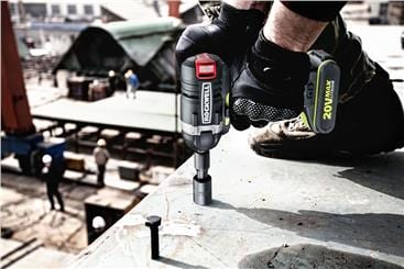 "Rockwell 20V Max Brushless 1/2"" Impact Wrench"