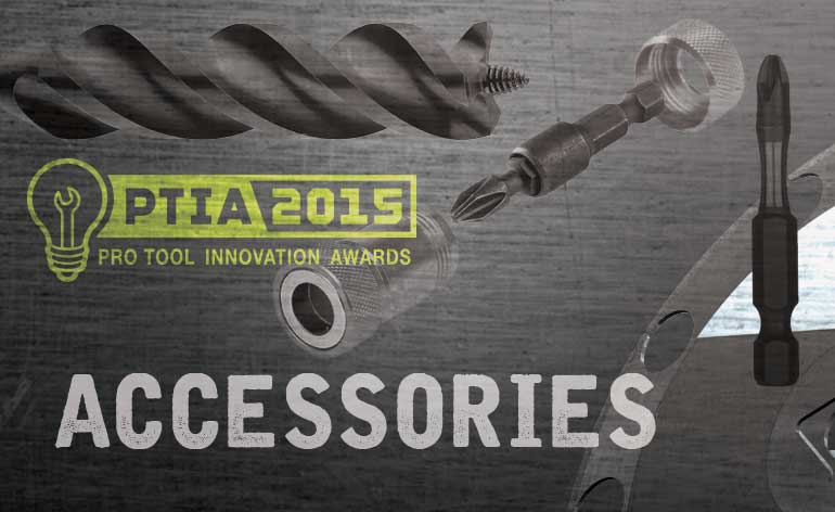 2015 Pro Tool Innovation Awards: Accessories