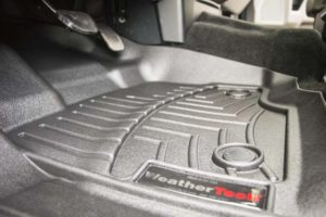 WeatherTech FloorLiner DigitalFit front