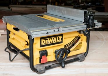 DeWalt DWE7480 Table Saw Feature