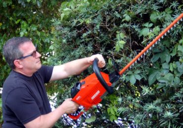 Echo 58V Hedge Trimmer Feature