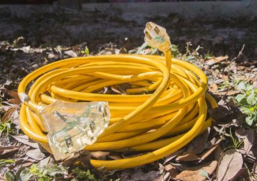 Coleman Cable Yellow Jacket Extension Cords