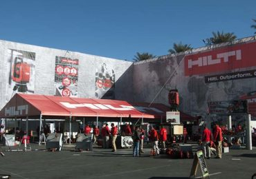 Hilti Tools - World of Concrete 2016