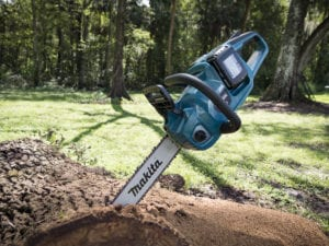 Makita XCU03 18V X2 LXT Chainsaw