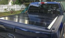 Peragon Aluminum Tonneau Cover Review