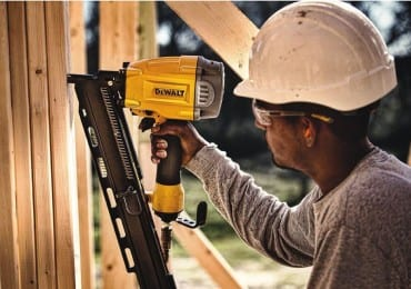 dewalt construction nailers dewalt dwf83pl framing nailer