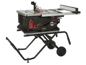SawStop JSS-MCA 10-inch Jobsite Saw