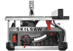 Skilsaw SPT 70 WT-22 10-inch Worm Drive Table Saw