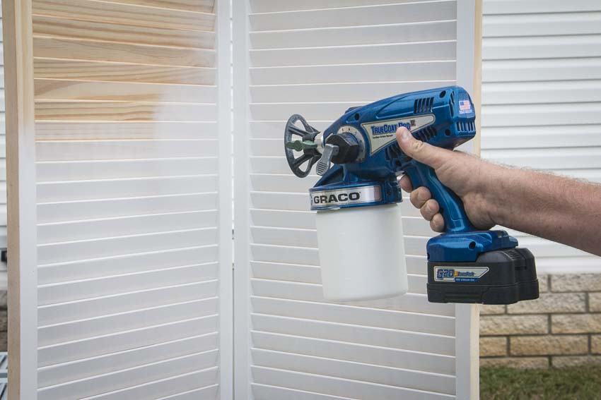 Graco Truecoat Pro Ii Cordless Paint Sprayer Review Ptr