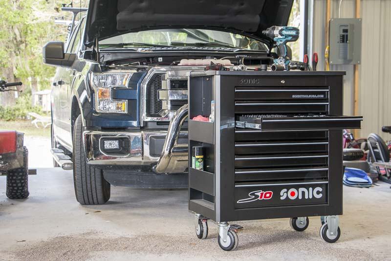 Sonic Tools S10 Toolbox Review Pro Tool Reviews