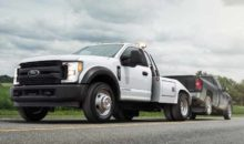 Ford F-Series Super Duty Chassis Cab