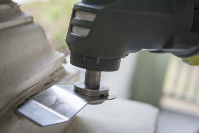 5 ways to use an oscillating multi-tool