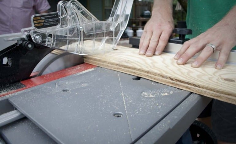 5 Essential Table Saw Safety Tips From The Pros Ptr