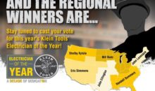 Klein Tools 2016 Electrician of the Year Regional Winners