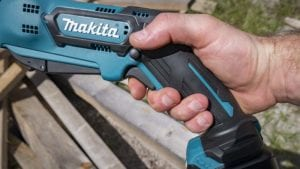Makita 12V Max CXT Recipro Saw Safety Switch