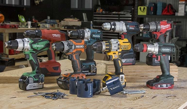 12-Volt vs 18-Volt Tools