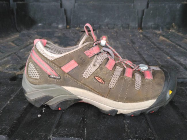 Keen Atlanta Cool ESD Soft Toe Work Shoe