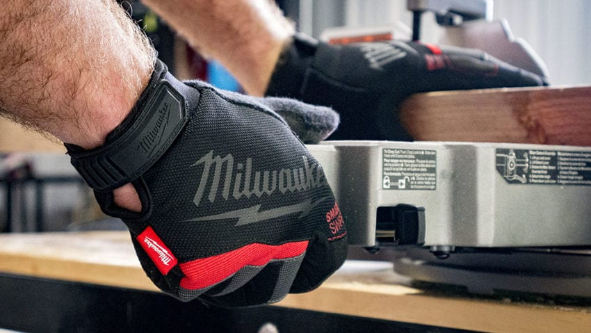 Milwaukee Performance Work Gloves Pro Tool Reviews