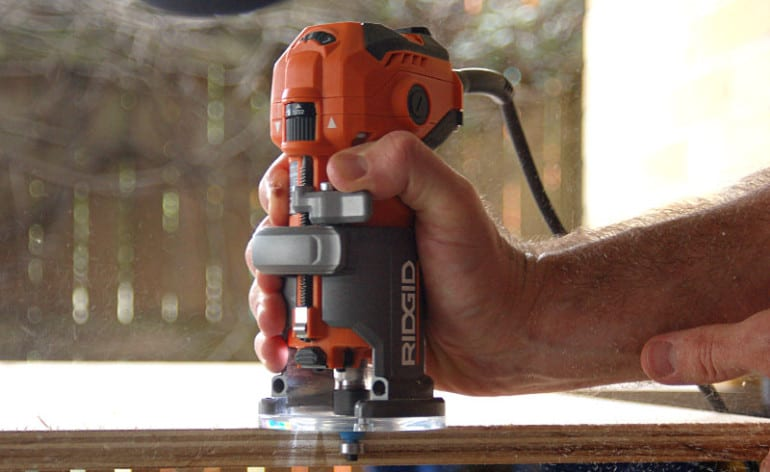 Setting the Best Router Bit Speed