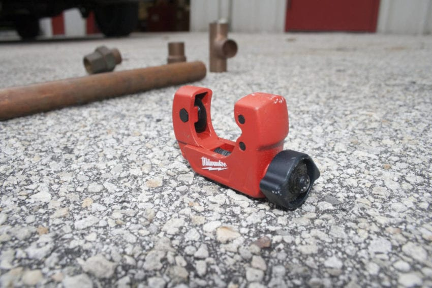 Milwaukee 1 Inch Mini Copper Tubing Cutter Pro Tool Reviews