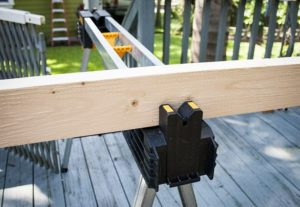 DeWalt Metal Folding Sawhorse