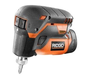 Ridgid 12V Palm Impact Screwdriver