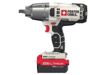 Porter Cable 20v Max Impact Wrench