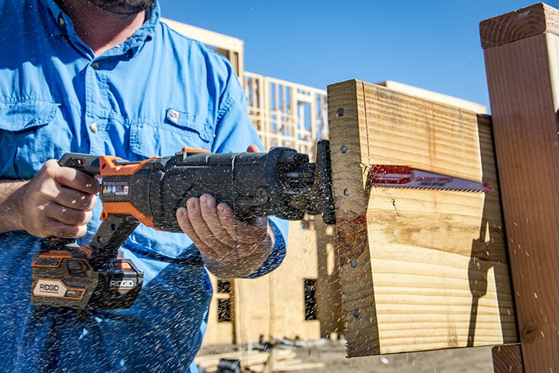 Best Cordless Reciprocating Saw Shootout