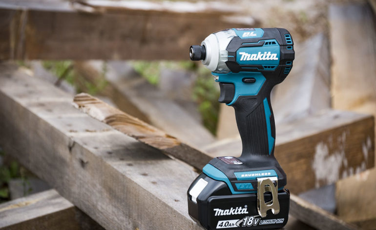 Makita XDT12M 18V LXT Brushless Impact Driver | Pro Tool Reviews