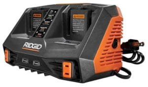 Ridgid AC840094 battery charger