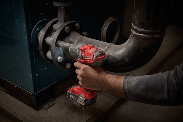 Milwaukee M18 Fuel Mid-Torque Impact Wrenches