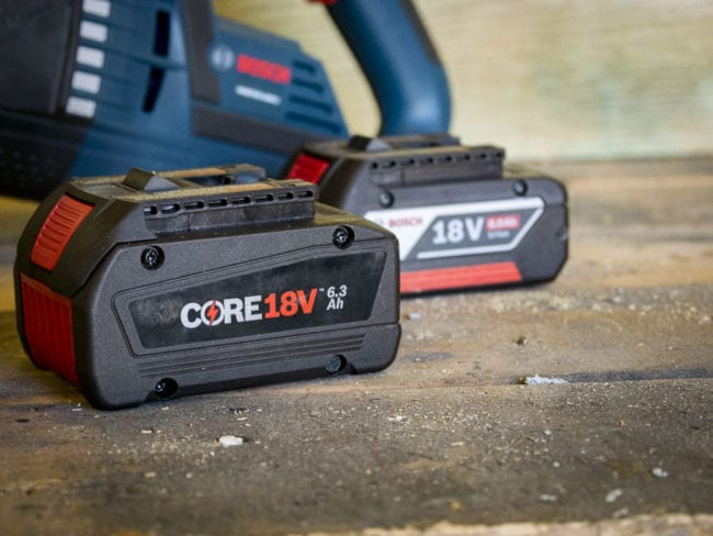 Bosch Core18V Battery Pack