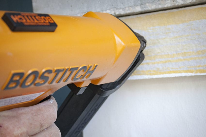 How To Use a Concrete T Nailer