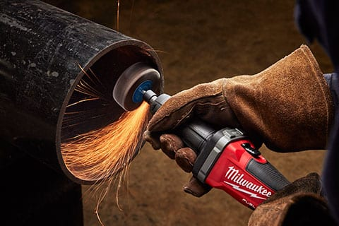 Milwaukee M18 Fuel 1/4-Inch Die Grinder