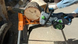 16-Inch Ego Chainsaw Model CS1604