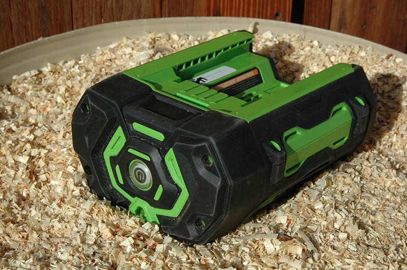 Ego Chainsaw Model CS1604
