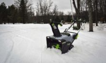 EGO 21 in Snow Blower Review