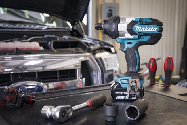 Makita 18V LXT Impact Wrench WXT07