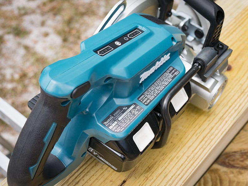 Makita 18V X2 Brushless Rear-Handle Circular Saw Review