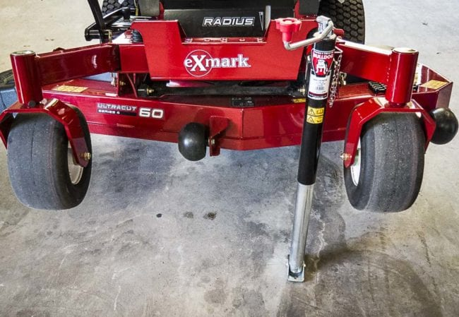 Exmark Radius X Series Zero Turn 60 Inch Review | Pro Tool