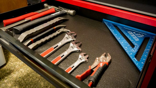 Milwaukee 52-Inch Mobile Work Bench Review